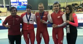 ME w łyżwiarstwie szybkim: medal Zbigniewa Bródki z drużyną