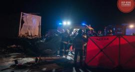 Tragiczny wypadek na A2 pod Łowiczem. Policja ustala tożsamość ofiary