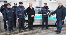 Dzielnicowi z Łowicza mają nowy radiowóz