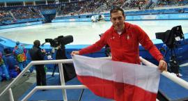 Zbigniew Bródka chorążym polskiej reprezentacji olimpijskiej