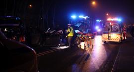 Kolejny wypadek na Warszawskiej. Jeden z kierujących był nietrzeźwy - Aktualizacja