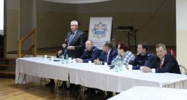Debata społeczna w Nieborowie. Mieszkańcy chcą posterunku policji