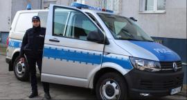 Kolejne nowe auto dla łowickich policjantów