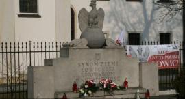 Msza święta i apel poległych za żołnierzy wyklętych