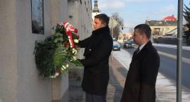 Łowicki PiS złożył kwiaty w hołdzie żołnierzom niezłomnym