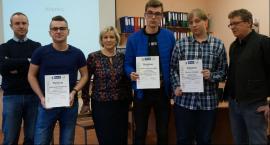 Piotr Cichal ponownie laureatem II edycji konkursu o paletach