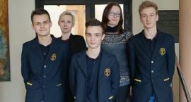 Sukcesy gimnazjalistów z Łowicza w konkursie matematycznym