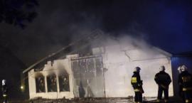 Strażacy ustalili prawdopodobną przyczynę pożaru w Niedźwiadzie