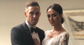 Maciej Rybus pochwalił się piękną małżonką na Twitterze