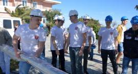 Informatycy i elektrycy z ZSP nr 1 w Łowiczu na stażu zawodowym na Riwierze Olimpijskiej
