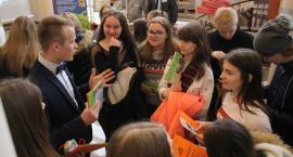 Targi edukacyjne dla gimnazjalistów w Łowiczu