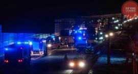 Autostrada po wypadku była zablokowana przez 3 godziny