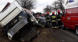 Groźny wypadek na DK 92 w Patokach - AKTUALIZACJA