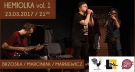 Brzoska/Marciniak/Markiewicz w klubie HopKultura
