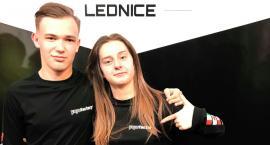 Dominika i Kacper z medalami mistrzostw Europy w yoyo