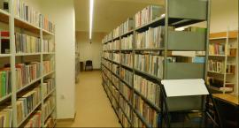 Filia biblioteki dla dorosłych rusza w poniedziałek