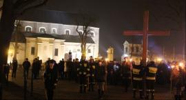 Ulicami Łowicza przeszła droga krzyżowa