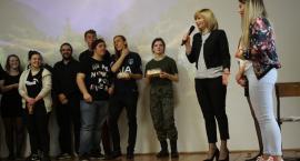 Dzień talentów w II LO w Łowiczu