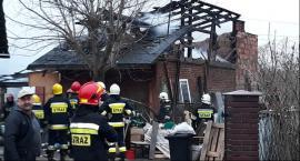 Pożar komórek przy budynku mieszkalnym na Korabce - Aktualizacja