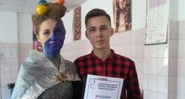 Wyróżnienie dla ucznia z ZSP nr 1 w Ogólnopolskim Konkursie Fantazji Fryzjerskiej