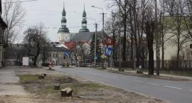 Ulica 1 Maja w Łowiczu zostanie zamknięta 4 kwietnia. Sprawdź objazdy (mapa)