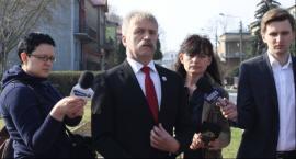 Kaliński: Było skromnie, ale z szacunkiem do ofiar katastrofy smoleńskiej