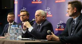 Spotkanie z wiceprezesem PiS w Łowiczu