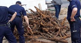 W Łowiczu natrafiono na arsenał broni