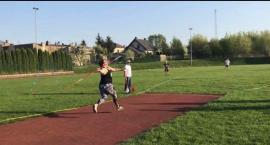 Lekkoatletki Błyskawicy na mityngu w Aleksandrowie Łódzkim