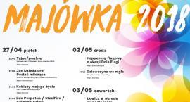 Majówka 2018 w Łowiczu (program wydarzeń)