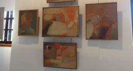 W Galerii Browarna można oglądać dzieła Jana Dziędziory
