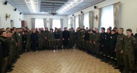 Udział klas mundurowych w OTKM w Lgocie