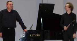 Klarnecista i pianista zainaugurowali Nowe oblicza kameralistyki