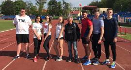 Udany mityng lekkoatletów domaniewickiej Błyskawicy