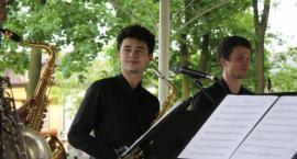 Koncert kwartetu saksofonowego w Łowiczu