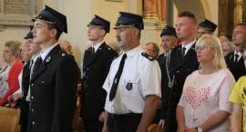 Msza święta w intencji strażaków w kościele Św. Ducha