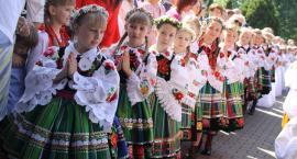 Pierwsza komunia święta w Łowiczu (ZDJĘCIA)