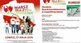 Zbliża się Marsz dla życia i rodziny w Łowiczu (program)