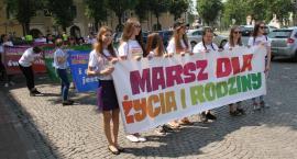 Marsz dla Życia i Rodziny w Łowiczu
