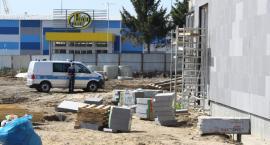 Wypadek na placu budowy w Łowiczu (aktualizacja)