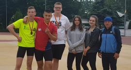 Mistrzostwa Województwa U18 i U20 z udziałem zawodników Błyskawicy