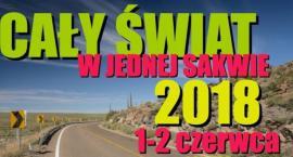 """Spotkania podróżnicze """"Cały świat w jednej sakwie"""" w Łowiczu (program)"""