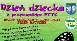 Dzień Dziecka w ratuszu i z przewodnikami PTTK
