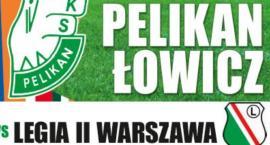 Pelikan gra z rezerwami mistrza Polski. Stawką utrzymanie w III lidze