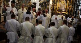 Święcenia kapłańskie w Łowiczu (ZDJĘCIA, VIDEO)