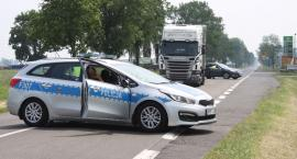 Łowicz i okolice: policyjna obława za 31-latkiem, który zaatakował nożem swoją matkę (ZDJĘCIA, VIDEO