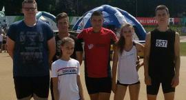 Worek medali dla lekkoatletów z powiatu łowickiego po łódzkich mistrzostwach