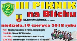 Harmonogram III Pikniku na Blichu.