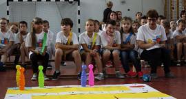W SP nr 7 w Łowiczu grali w planszówkę poświęconą patronowi szkoły