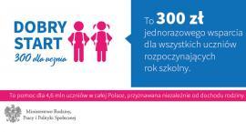 300 złotych na wyprawkę dla ucznia. Gdzie i kiedy złożyć wniosek w Łowiczu?